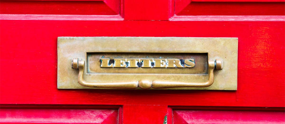 avis boîte aux lettres