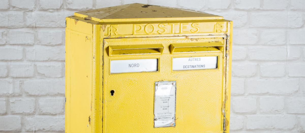 meilleure boîte aux lettres